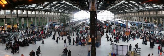 Cours d'anglais Gare de Lyon