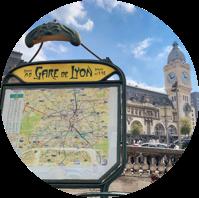Vos cours d'anglais VICTORIA'S English, à deux pas de la Gare de Lyon